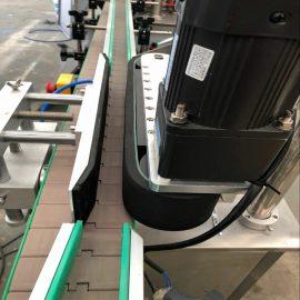 자동 전면 및 후면 양면 라벨링 기계 세부 정보