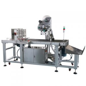 Labeling Machine For Empty Paper Bag