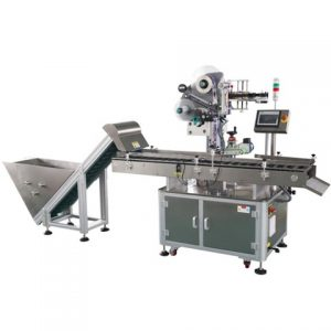 Cotton Sewing Threads Cones Shape Objects Labeling Machine