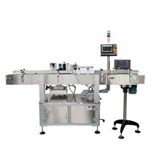 둥근 병 접착 성 레테르를 붙이는 다기능 병 레테르를 붙이는 기계