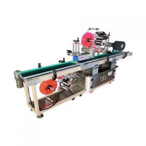 China Factory Box Carton Barcode Printing Labeling Machine