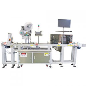 500ml Oil Bottle Labeling Machine