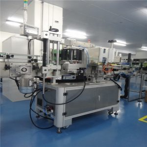 New Product Double Sides Labeling Machine For Bottles