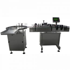 란제리를위한 새로운 라벨링 기계 라벨 인쇄
