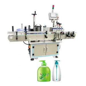 Beverage Packaging Line Automatic Plastic Bottle Labeling Machine