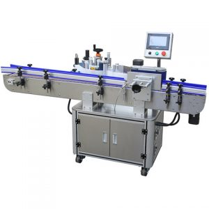 Egg Carton Labeling Machine With Automatic Collecting