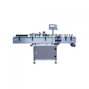 Wet Glue Labeling Machine For Chemical Industries