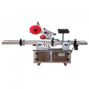 접착제가있는 중국 공급 업체 자동 라벨링 기계