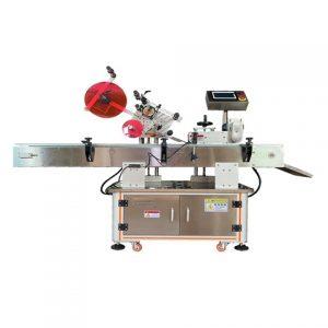 공장 자동 스티커 립스틱 수평 라벨링 기계