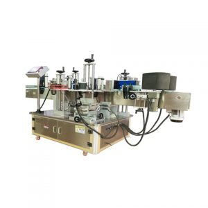 Automatic Labeling Machine For Disinfection Water Bottle