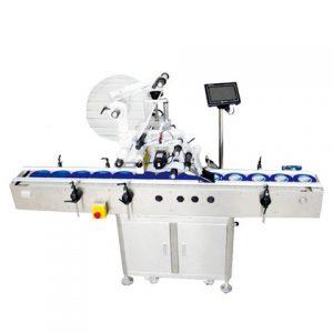 자동 병 플랫 라벨링 기계 라벨러 포장 기계