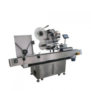 High Quality Aluminum Sticker Label Labeling Machine