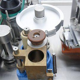 자동 습식 접착제 라벨링 기계 세부 정보